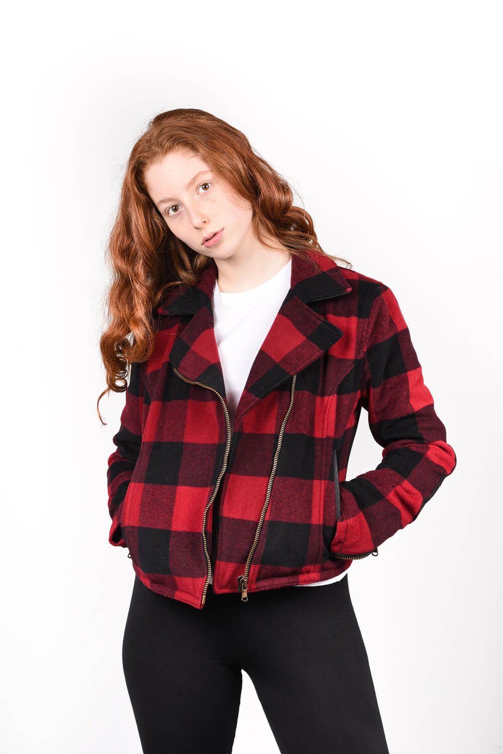 Red Wolf Perfecto Jacket
