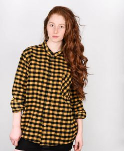 Tundra Yellow Shirt Donna
